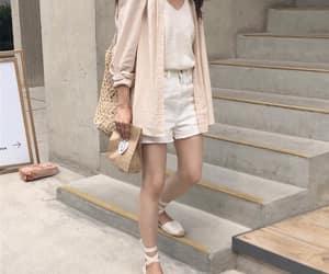 asian fashion, asian girl, and casual fashion image