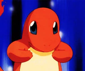 gif, pokemon, and ​charmander image