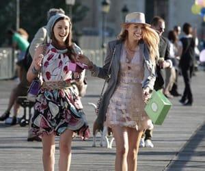 gossip girl, blair waldorf, and blake lively image