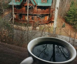coffee, house, and tea image