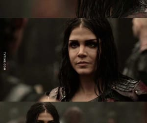 the 100, octavia blake, and marie avgeropolous image