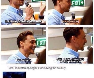 tom hiddleston, Marvel, and cute image