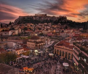 Greece, lugares, and photography image