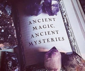 magic, book, and witch image