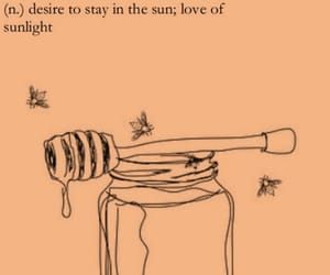 bee and love image