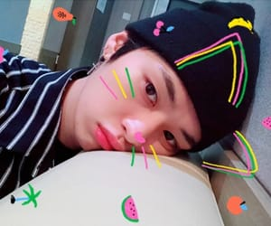 mihno, cute, and stray kids image