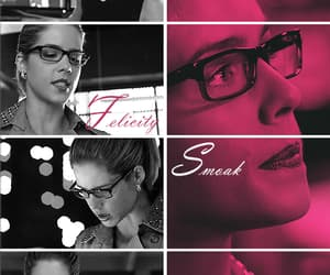 arrow, gif, and felicity smoak image
