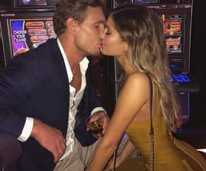 hug, kiss, and relationship goals image