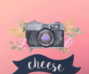 background, camera, and cheese image
