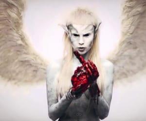 angel, die antwoord, and yolandi visser image
