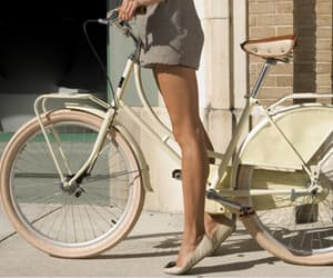 bike, legs, and summer image