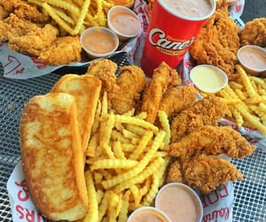 food, bk, and fries image