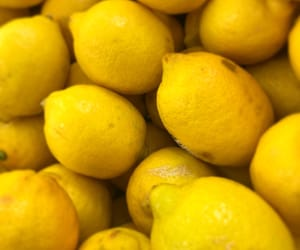 lemons, lovely, and yellow image