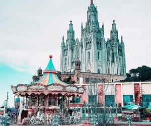 Barca, Barcelona, and espana image