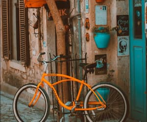aesthetic, bike, and simply image