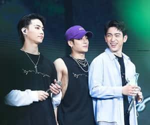 JB, kpop, and jackson wang image