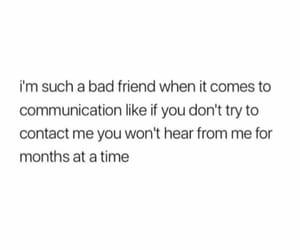 bad, communication, and crazy image