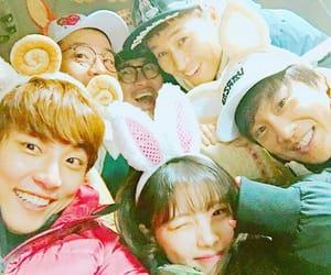 korean, variety show, and jongmin image
