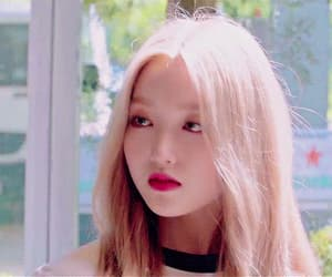 gif, loona, and gowon image