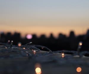 gif, light, and city image