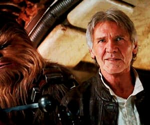 chewie, gif, and star wars image