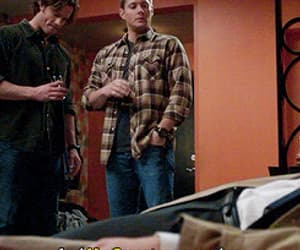 brothers, sam winchester, and spn image