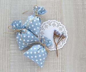 blue, etsy, and favors image