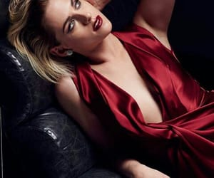 beauty, kristen stewart, and red image