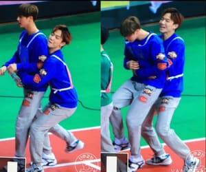 JB, jin, and seokjin image