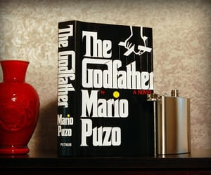 book, classic, and mario puzo image