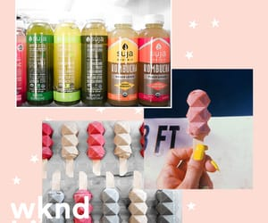 food, suja, and fashionlush image