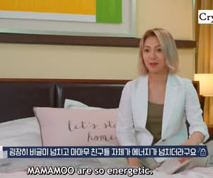 mamamoo, hyoyeon, and secret unnie image
