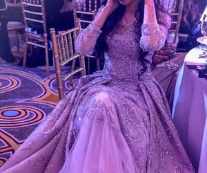 bride, dress, and evening dress image