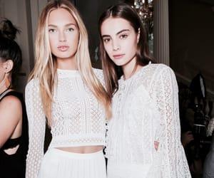 model, fashion, and beauty image