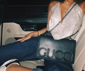 fashion, street style, and gucci image