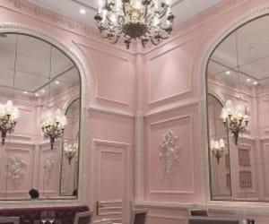 pink, وردي, and اثاث image