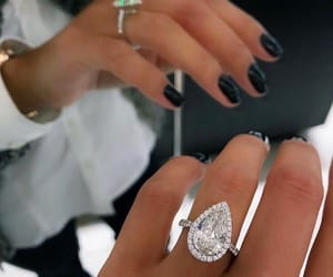 diamond, luxury, and fashion image