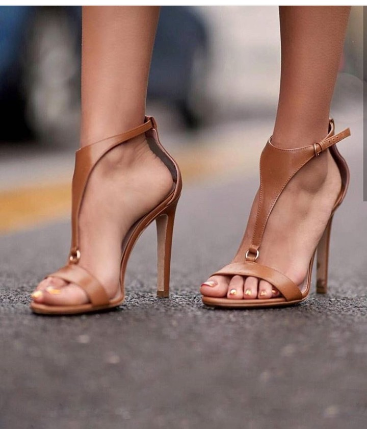 fashion, heels, and street style image