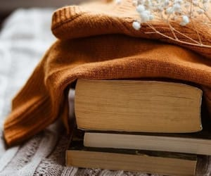 books and sweater image