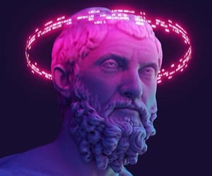 aesthetic and neon image