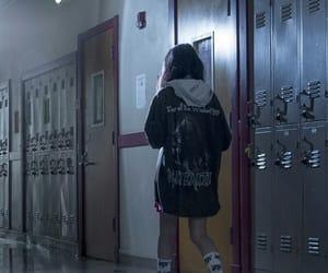 aesthetic, grunge, and school image
