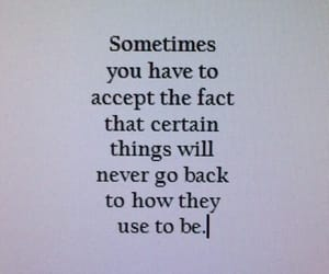 quotes, sad, and accept image