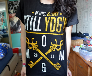 girl, om&m, and of mice & men image