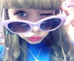 girl, オクヒラテツコ, and 女の子 image