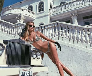 bikini, body, and summer image