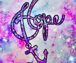 anchor, colors, and hope image