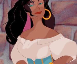 disney, esmeralda, and fairy tales image
