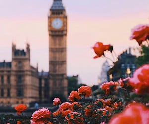 london, places, and travel image