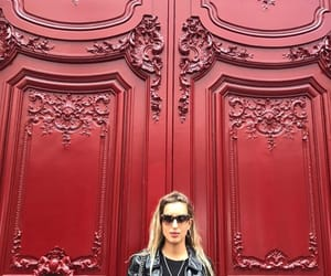 blogger, blonde, and doors image