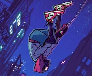 Marvel, spiderman, and nike image